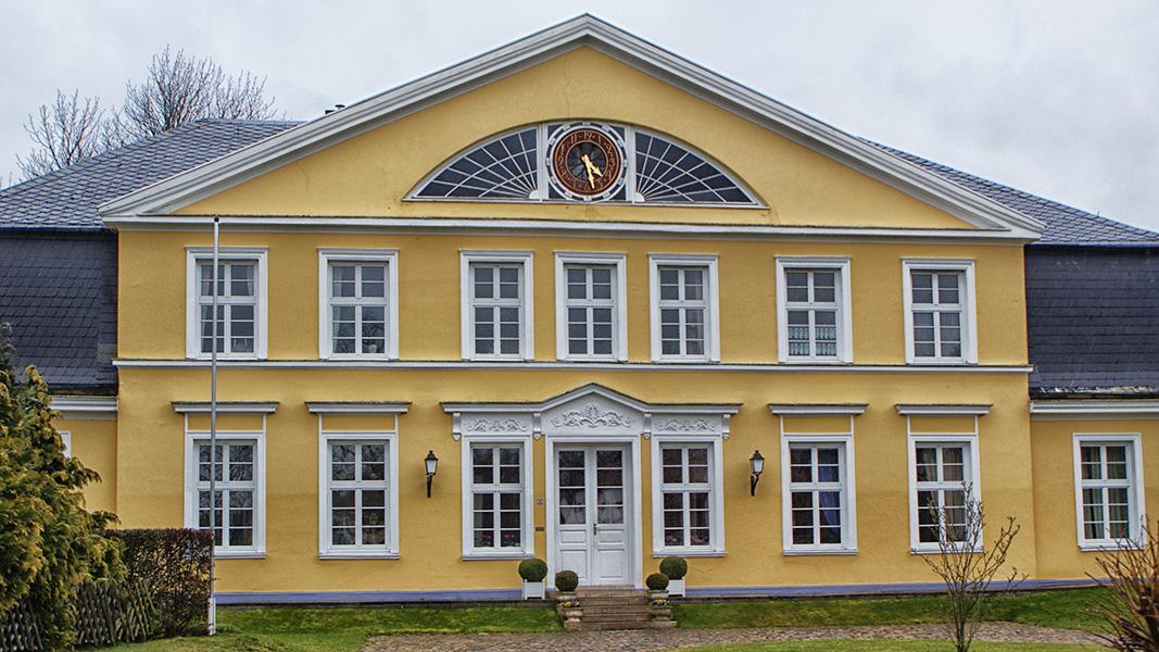 Musenhof Poppendorf Haupteingang