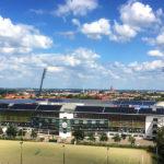 Ostseestadion Westseite