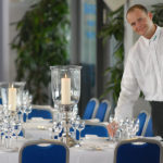 Ostseestadion Firmenevent mit w.Holz Catering