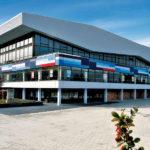 Stadthalle Rostock das Catering wird durch w.Holz ausgeführt