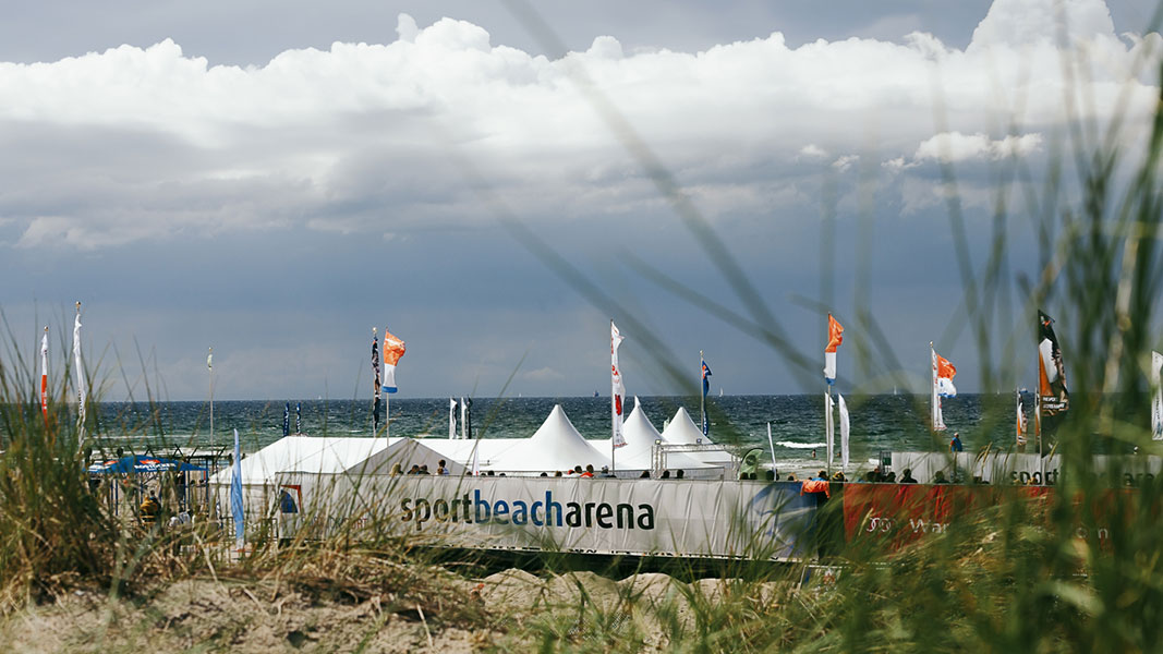 SportBeachArena Lounge Zelte